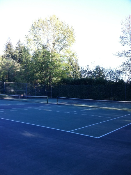 Hillaire Park Tennis Courts