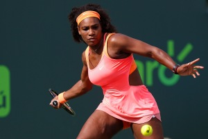 Tennis: Miami Open-Williams v Niculescu