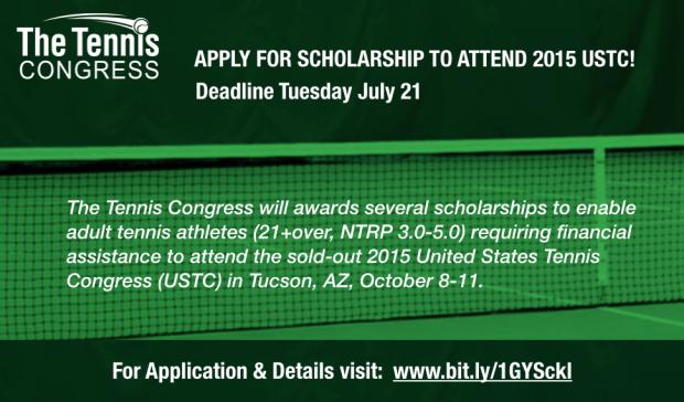 2015 USTC Scholarship Program